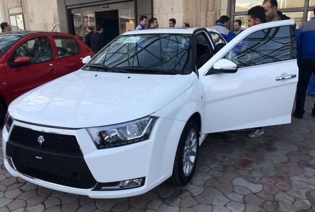 پرآپشن ترین خودروهای داخلی - دنا پلاس