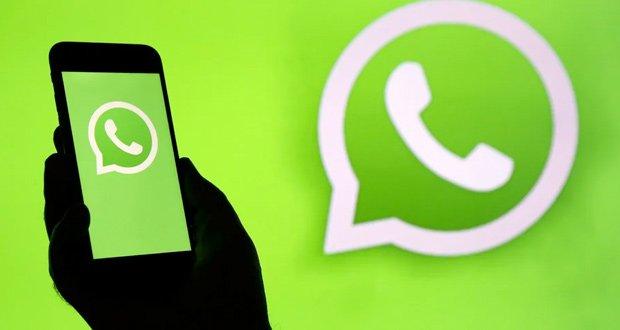 ارسال پیام گروهی در واتساپ