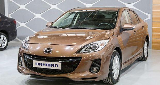 خداحافظی خودرو مزدا 3 با خط تولید بهمن موتور