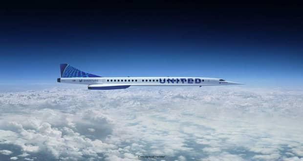 به زودی 15 جت مسافربری مافوق صوت وارد سیستم پروازی آمریکا میشوند