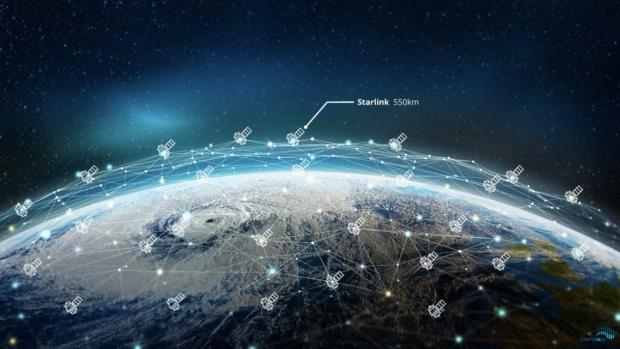 اینترنت استارلینک به زودی به مسافران هواپیماها سرویس میدهد