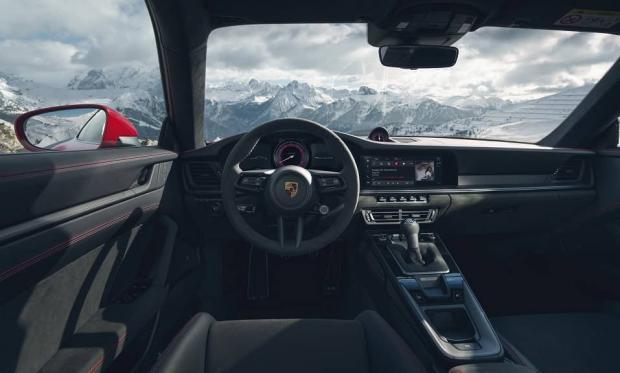 پورشه 911 GTS مدل 2022