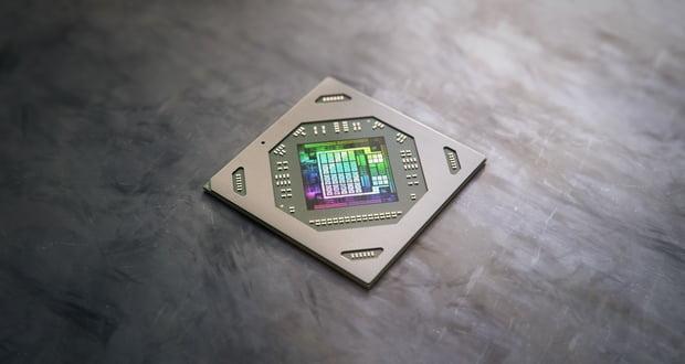 کارت گرافیک سری RX 6000M