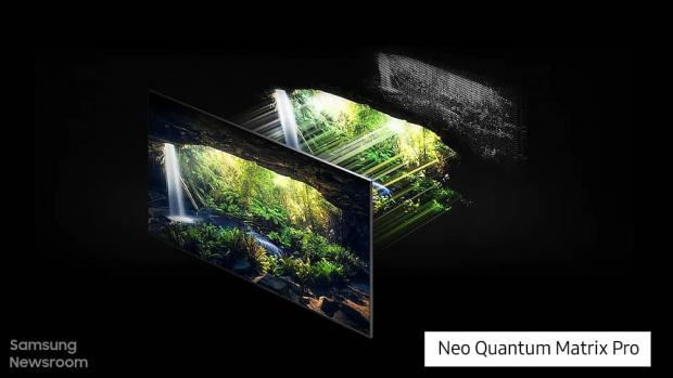 تلویزیون های Neo QLED سامسونگ