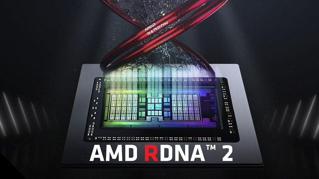 پردازشگر گرافیکی موبایلی AMD