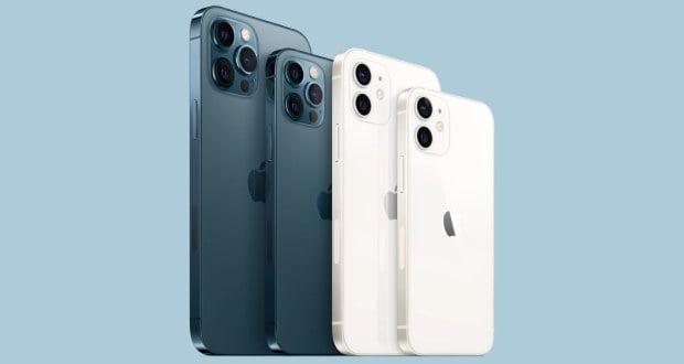 آیفون ۱۲، اپل را پادشاه بازار گوشی های 5G کرد