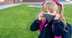 استفاده از ماسک برای کودکان