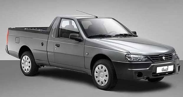 ایران خودرو وانت آریسان جدید را با موتور پژو ۴۰۵ به بازار عرضه خواهد کرد