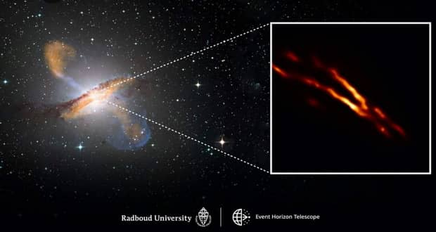 ثبت تازهترین تصاویر یک سیاه چاله کلان جرم ابهامات جدیدی را به وجود آورده است