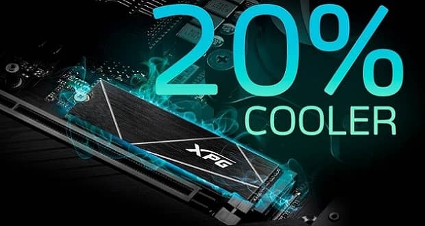 بررسی اس اس دی XPG Gammix S70 Blade ؛ سریعترین SSD نسل چهارم