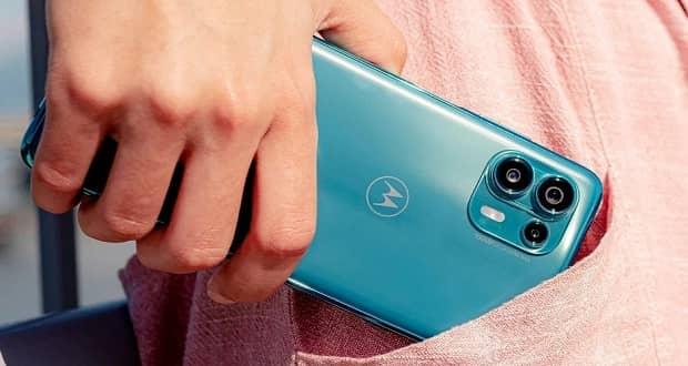گوشی Motorola Edge 20