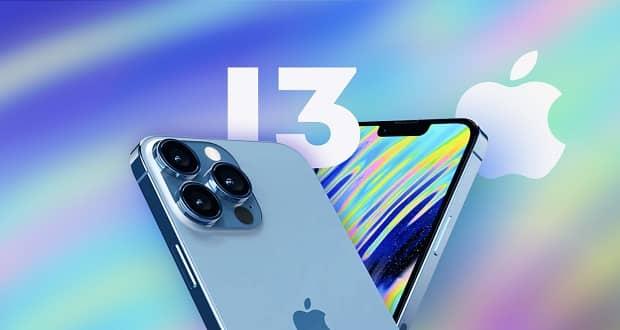 گوشی iPhone 13
