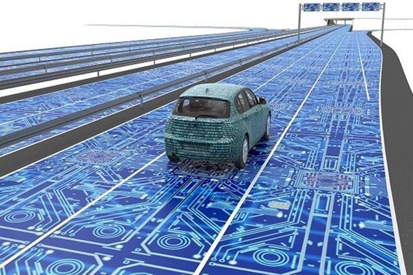 پلتفرم بومی خودرو هوشمند
