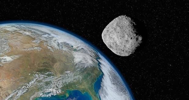 برخورد سیارک بنو با زمین