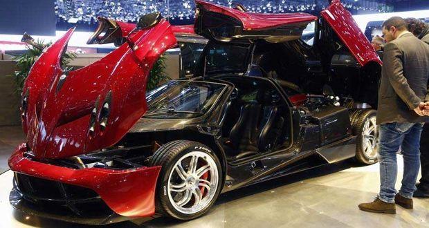 نمایشگاه خودرو ژنو
