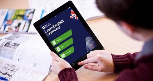 اپلیکیشن آموزش زبان
