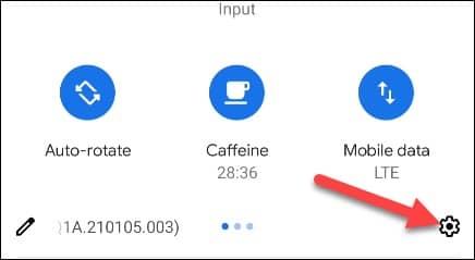 فراموش کردن شبکه وای فای در گوگل پیکسل - 1
