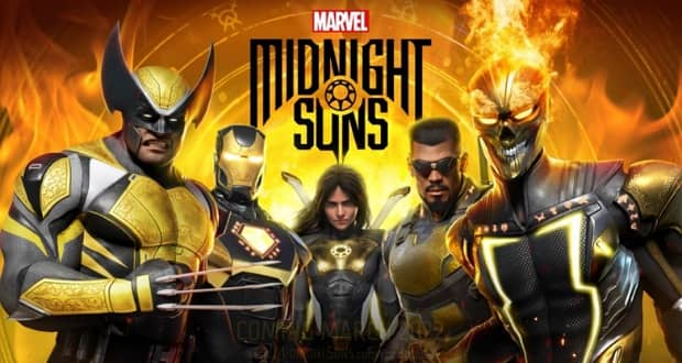 بازی Marvel's Midnight Suns