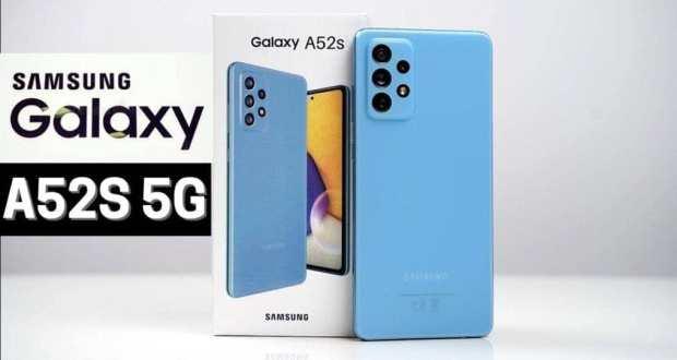 گلکسی A52s 5G