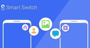 برنامه Smart Switch سامسونگ