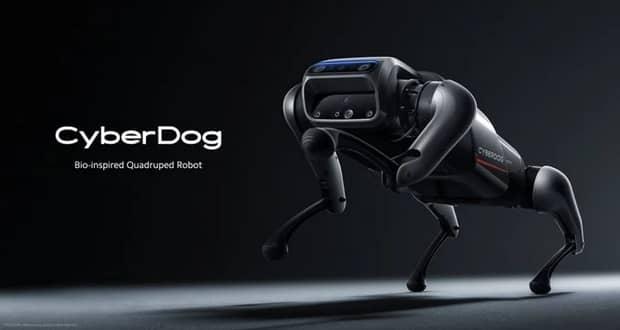 سگ رباتیک شیائومی