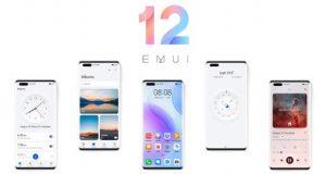 آپدیت EMUI 12