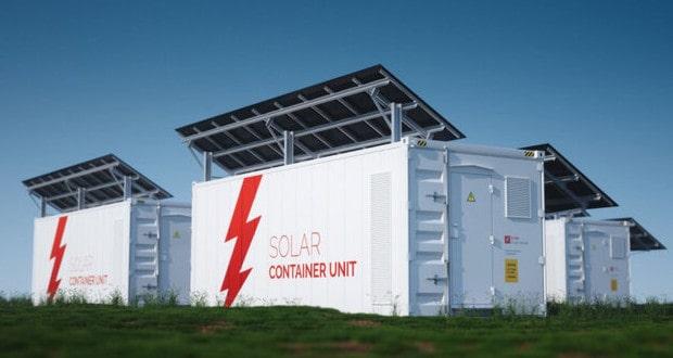 بزرگترین باتری خورشیدی