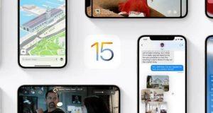 بتا عمومی iOS 15