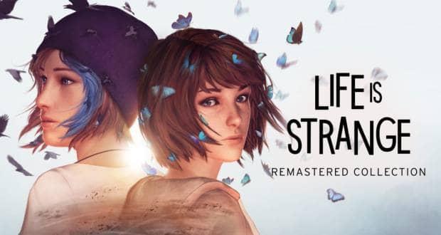 نسخه ریمستر بازی Life is Strange