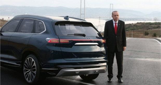 صادرات خودروی ترکیه