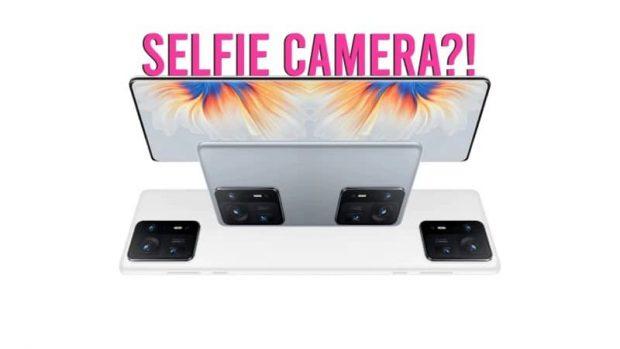دوربین سلفی زیر نمایشگر