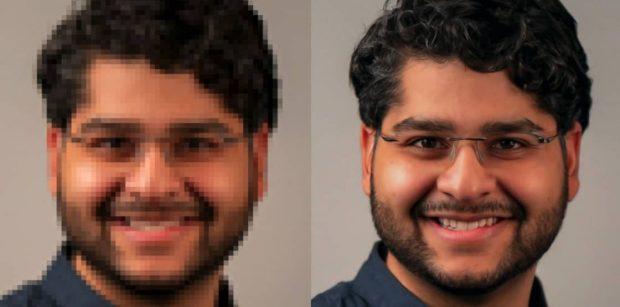 افزایش کیفیت تصاویر