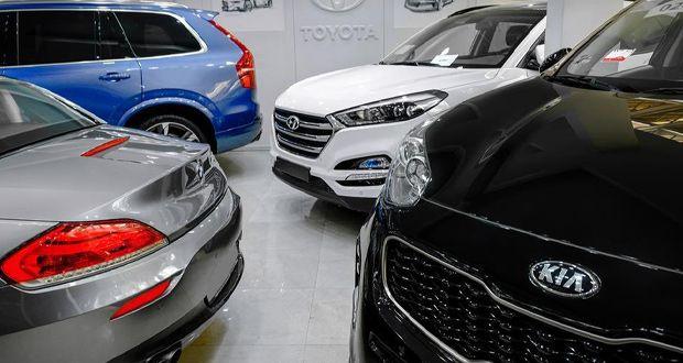 پیش فروش خودروهای وارداتی