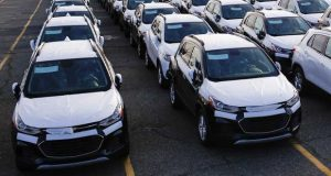 واردات خودروهای کار کرده
