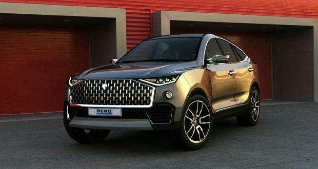 شاسی بلند جدید ایران خودرو