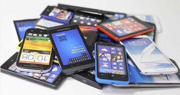 واردات گوشی موبایل