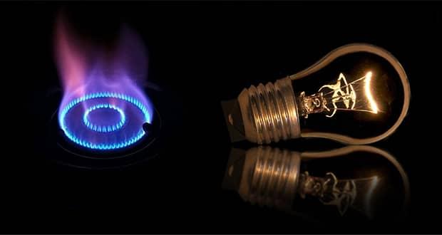 قطعی گاز و برق