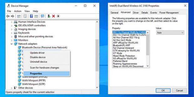 شناسایی نکردن شبکه وای فای در ویندوز - 7