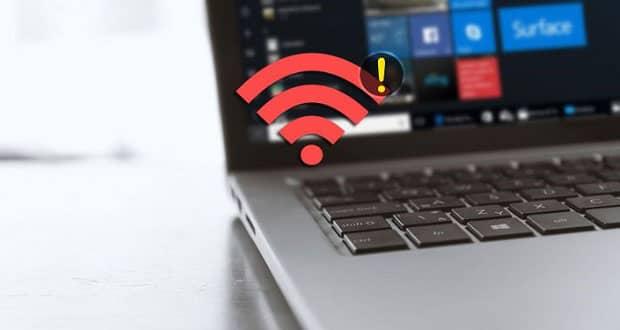 11 روش حل مشکل شناسایی نکردن شبکه وای فای در ویندوز