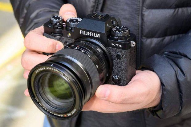 دوربین حرفه ای با گوشی موبایل