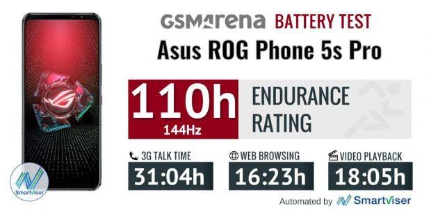 باتری ایسوس راگ فون 5s پرو