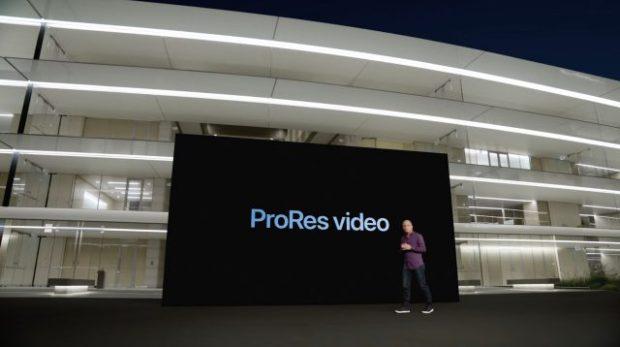 فیلمبرداری ProRes با آیفون ۱۳ پرو
