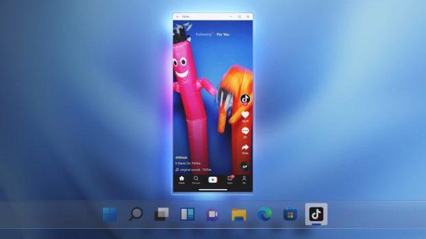 برنامه Windows Subsystem for Android اندروید ویندوز ۱۱