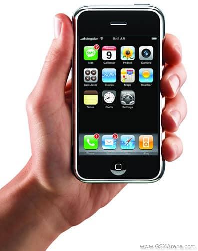 اولین گوشی موبایل / اولین گوشی موبایل با سیستم عامل iOS