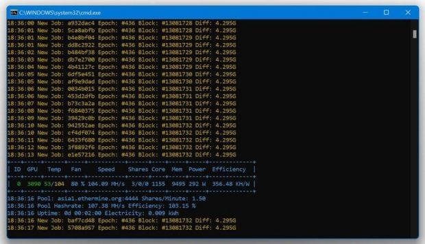 بهترین نرم افزارهای ماینینگ اتریوم برای سیستمهای Nvidia و AMD