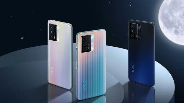 گوشی iQOO Z5 5G