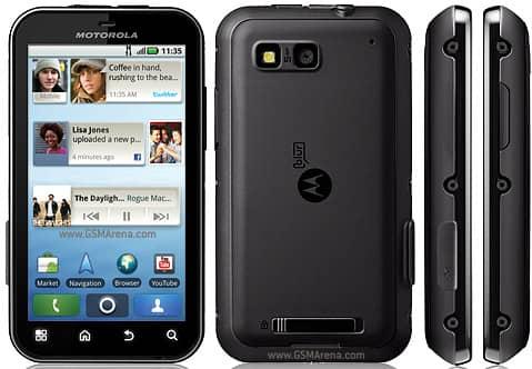 اولین گوشی موبایل / اولین گوشی موبایل مقاوم در برابر آب