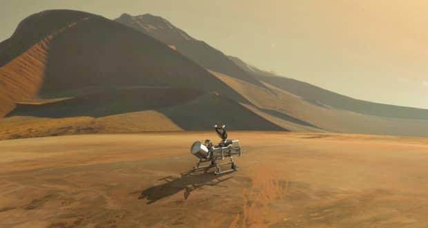 ماموریت دراگون فلای ناسا