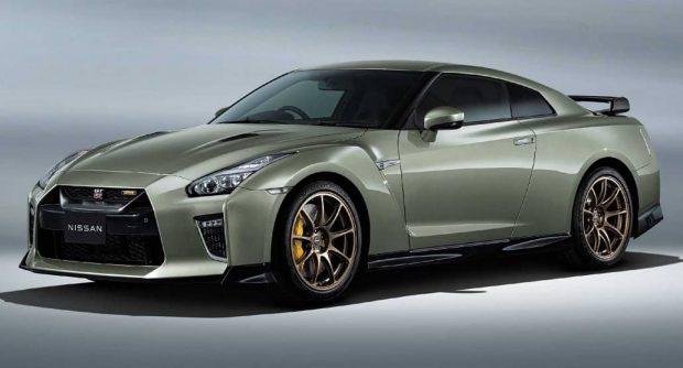 نیسان GT-R مدل 2022