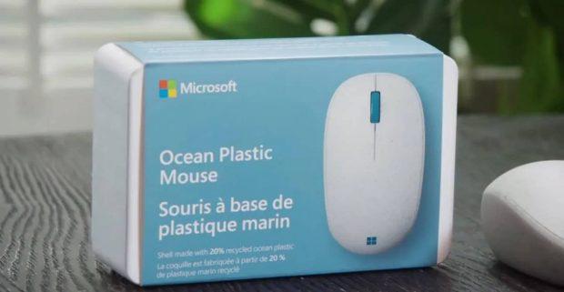 ماوس Ocean Plastic مایکروسافت